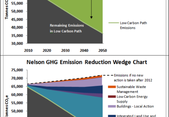 Nelson Low Carbon Path to 2040